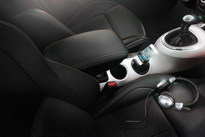 Accoudoir pour Nissan Juke série limitée