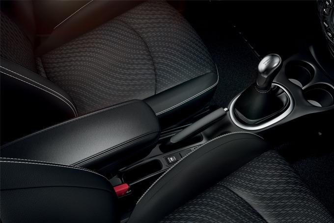 Armrest for Nissan Note 2