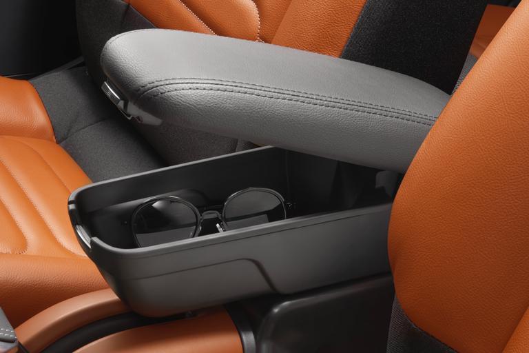 Armrest for Citroën C3 Aircross