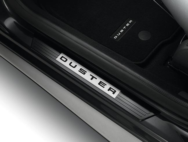 Enjoliveurs de seuils de porte pour Dacia Duster