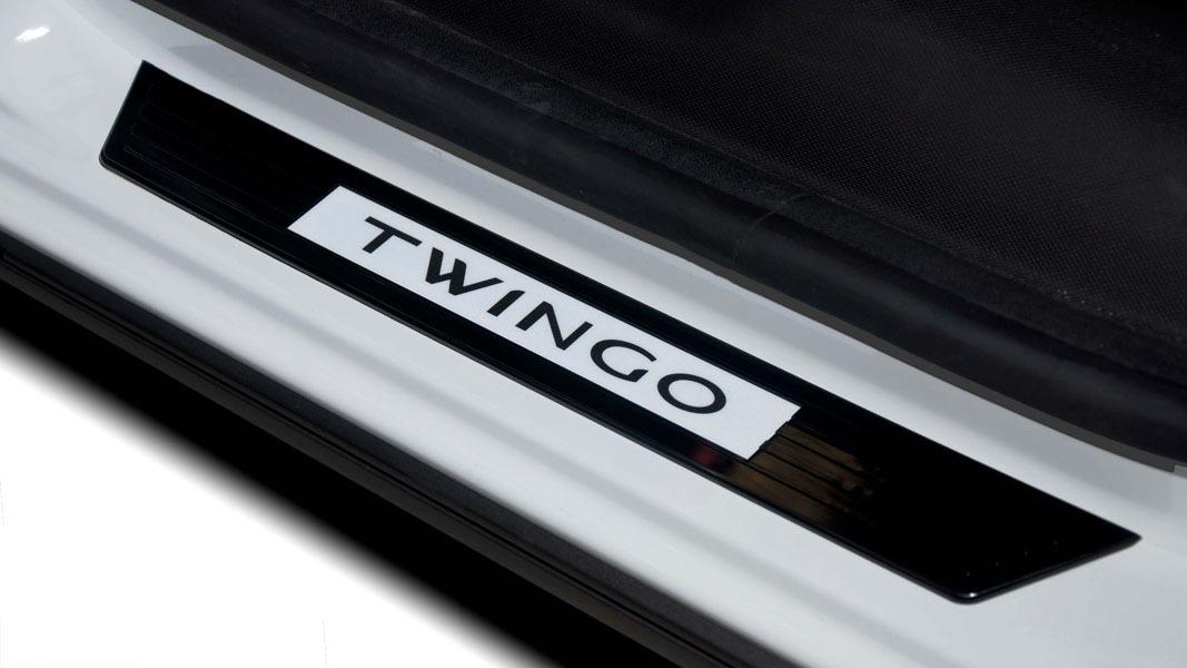 Enjoliveurs de seuils de porte pour Twingo